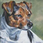 Drawn Danish Swedish Farmdog