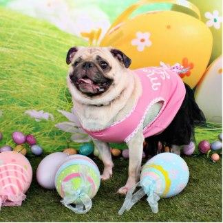Easter Pug фото